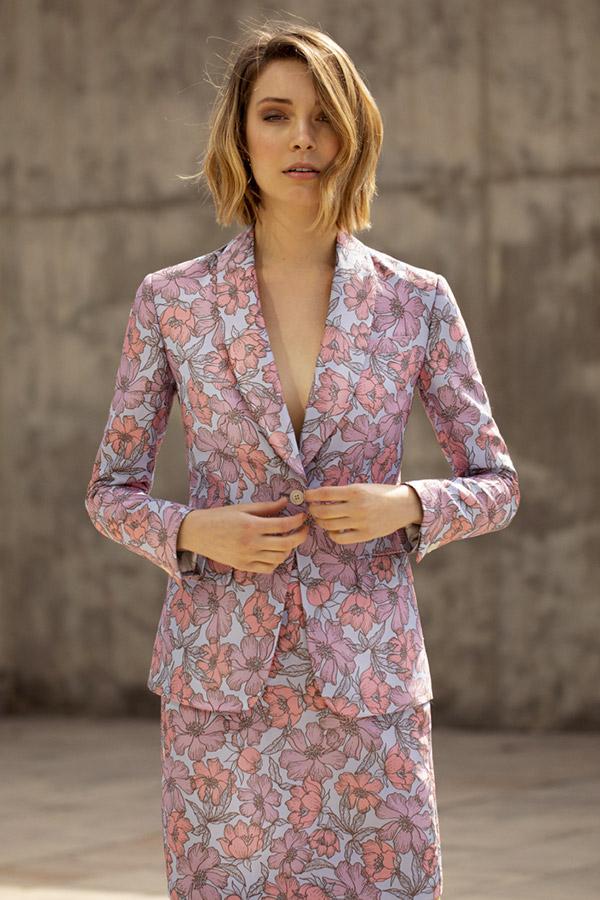 9-floral-jacquard-skirt-suit