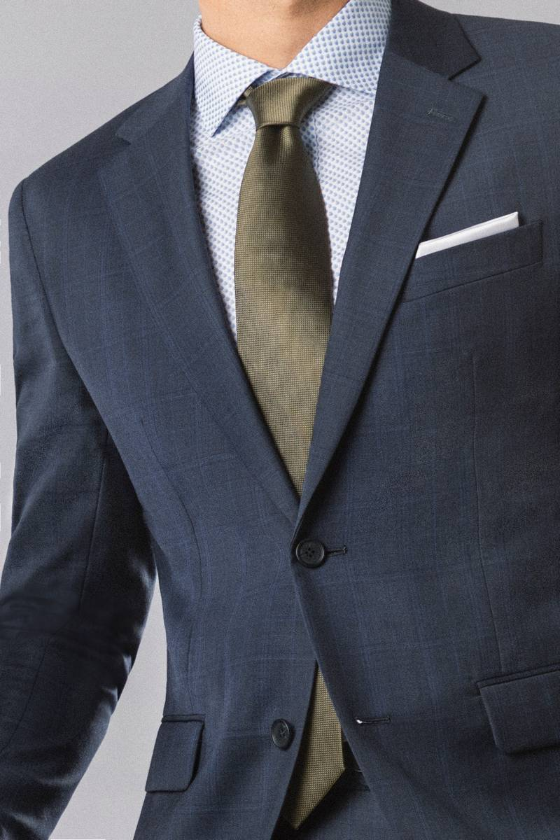 prince of wales pattern suit